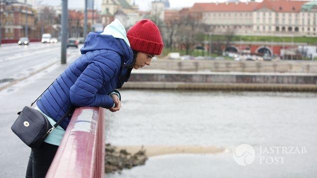 M jak miłość odcinek 1210, Iza (Adriana Kalska),fot: MTL Maxfilm