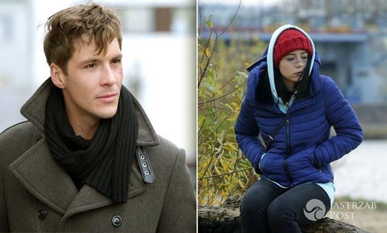 M jak miłość odcinek 1210, Iza (Adriana Kalska), Marcin (Mikołaj Roznerski), fot: MTL Maxfilm