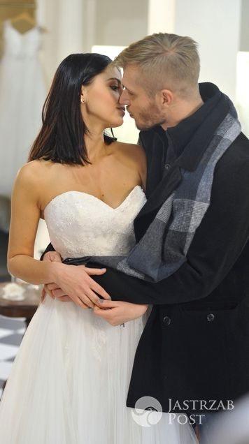 M jak miłość odcinek 1206, Iza (Adriana Kalska), Artur (Tomasz Ciachorowski), fot: MTL Maxfilm