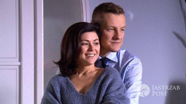 Kinga (Katarzyna Cichopek), Piotrek (Marcin Mroczek) z M jak miłość