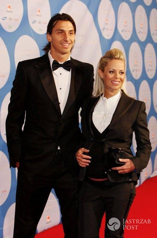 Żona Zlatana Ibrahimovicia (Szwecja)
