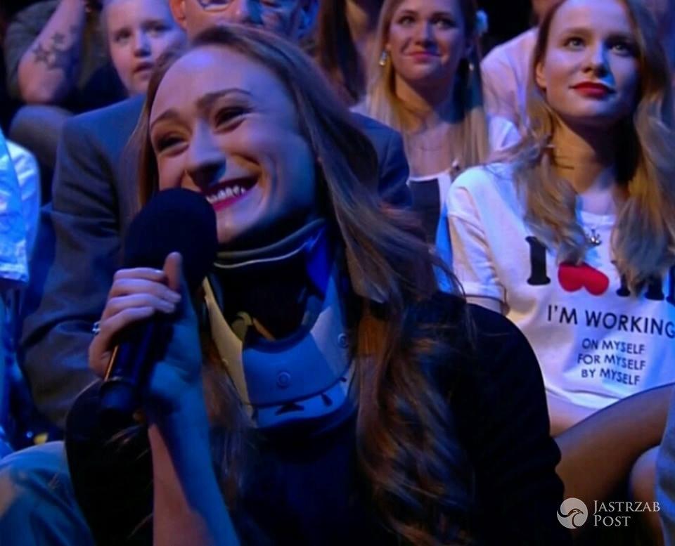 Julia Adamczyk z powodu kontuzji rezygnuje z You Can Dance