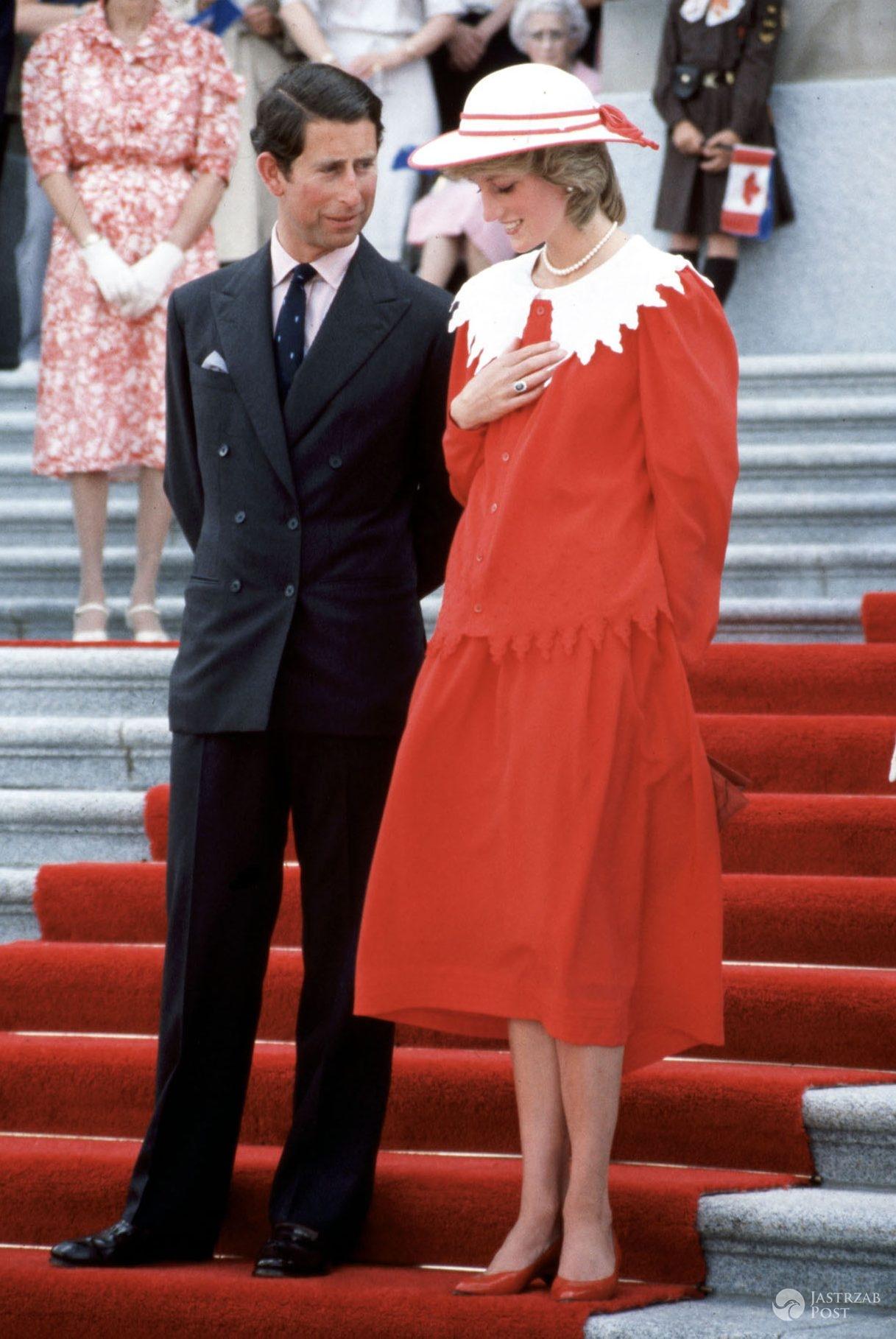 Księżna Diana cięła się żyletkami na oczach księcia Karola