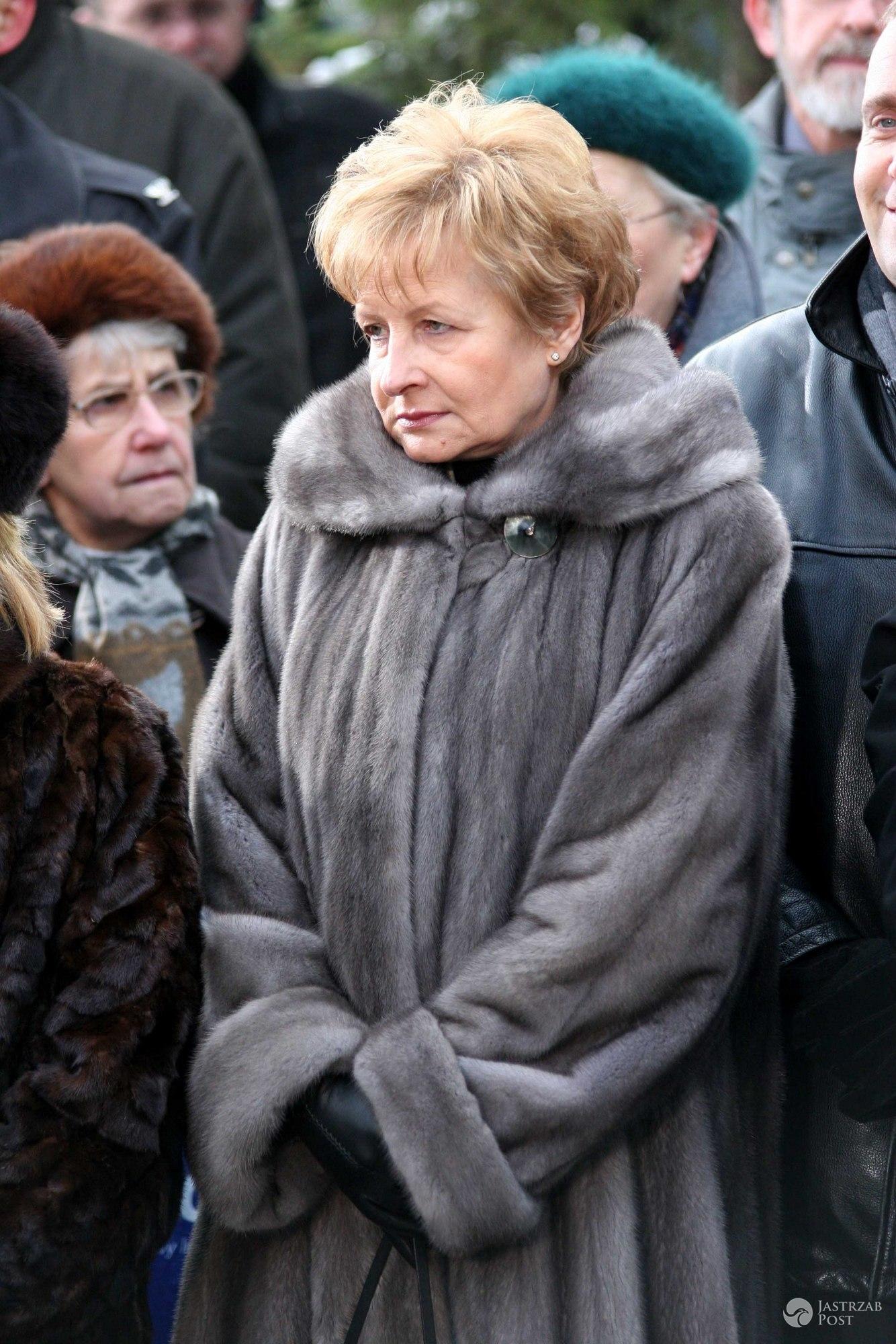 Zyta Gilowska zmarła z powodu choroby serca