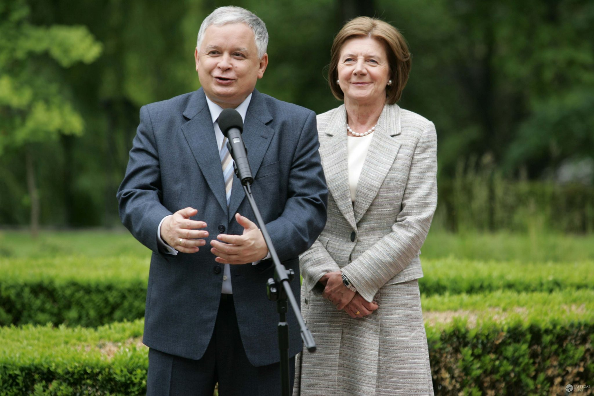 Szósta rocznica śmierci Marii i Lecha Kaczyńskich