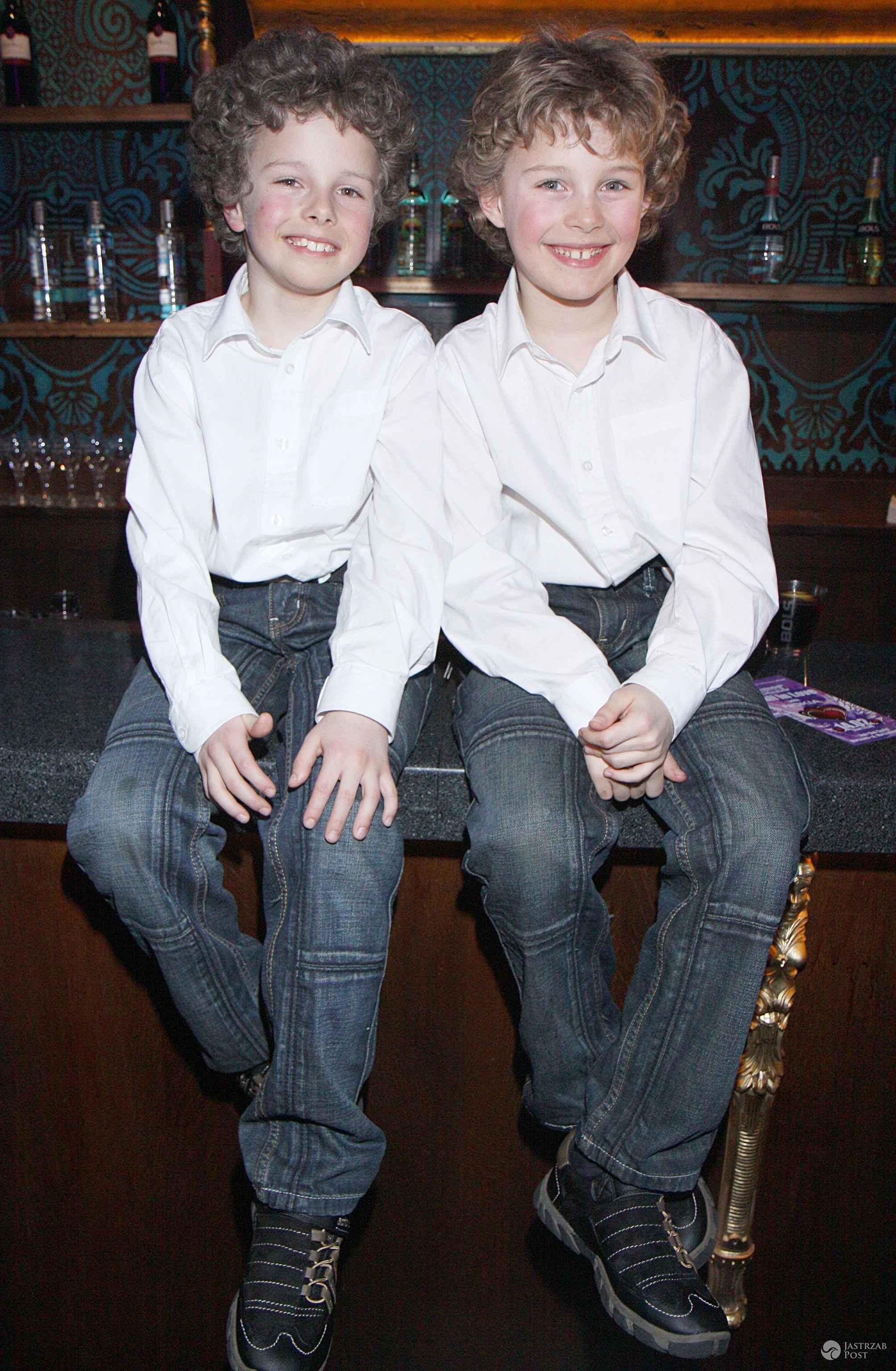 Jakub Zdrójkowski i Adam Zdrójkowski 2009 rok