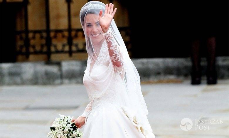 Suknia ślubna księżnej Kate to plagiat?