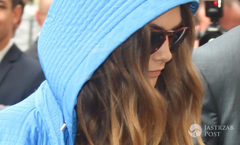 Cara Delevingne jest chora na depresję. Ale nie rzuca modelingu (fot. ONS)