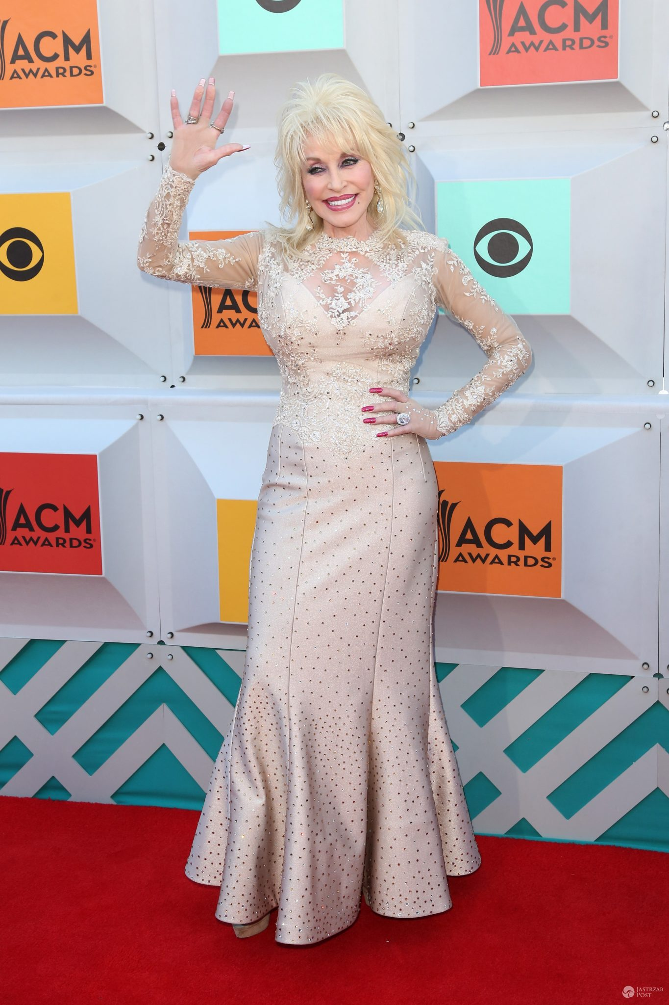 Dolly Parton, Country Music Awards 2016 (fot. ONS)