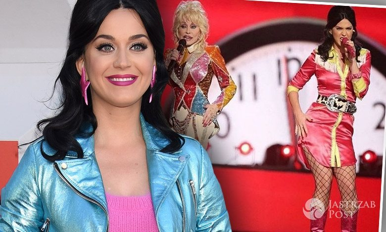 Dolly Parton, Katy Perry, Country Music Awards 2016 (fot. ONS)