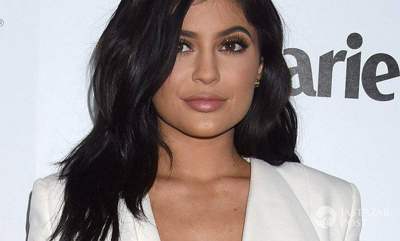 "Kylie Jenner na imprezie magazynu ""Marie Claire"" ""Fresh Faces' Party"" (fot. ONS)"