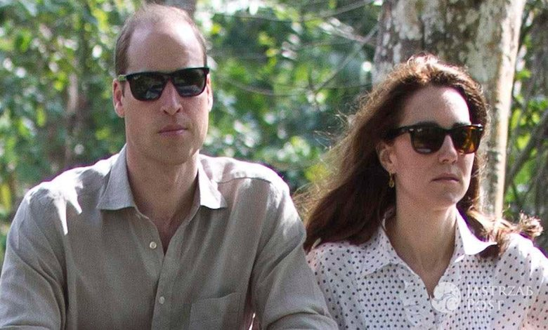 Książę William i księżna Kate na safari w Indiach (fot. ONS)