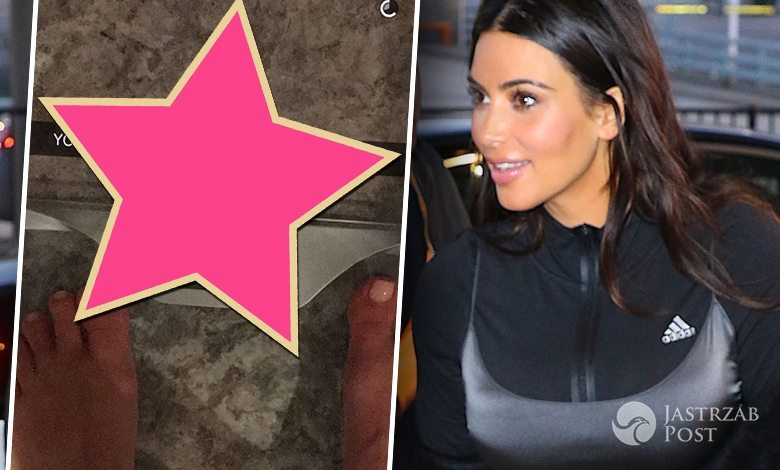 Ile waży Kim Kardashian?