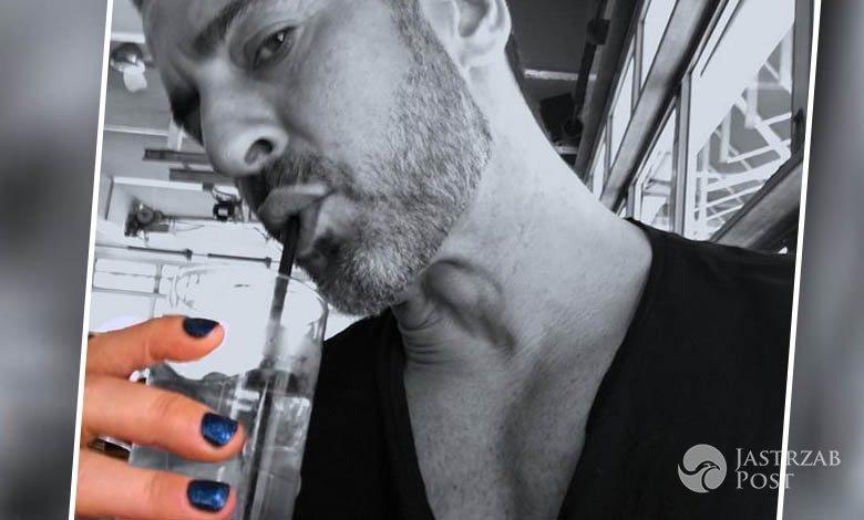 Marc Jacobs lansuje kolorowy manicure dla mężczyzn (fot. Instagram)