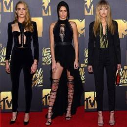 Gwiazdy na MTV Movie Awards 2016: Kendall Jenner, Cara Delevingne, Rebel Wilson, Gigi Hadid…