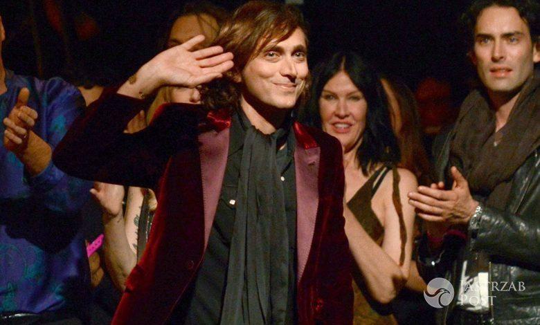 Hedi Slimane odchodzi z Saint Laurent (fot. East News)