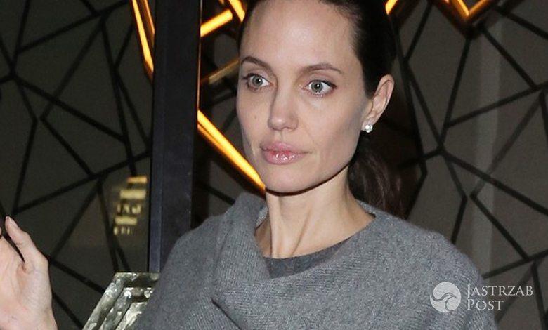 Angelina Jolie waży 39 kilo? (fot. East News)