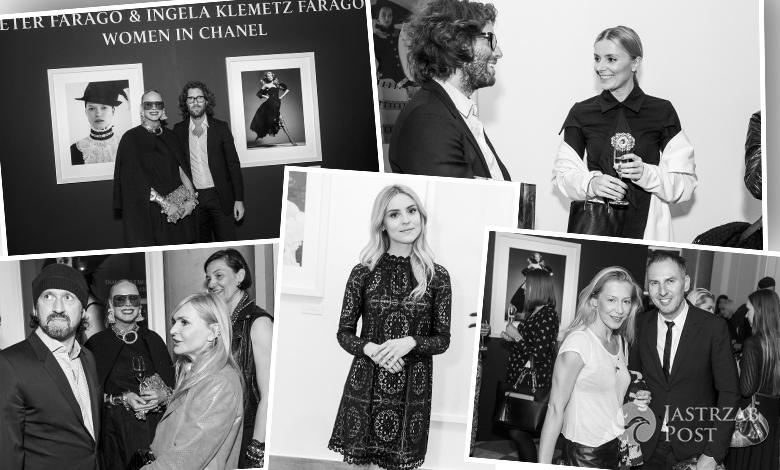 "Gwiazdy na wystawie ""Women in Chanel"", zdjęć duetu Peter Farago & Ingela Klemetz Farago (fot. mat. pras.)"