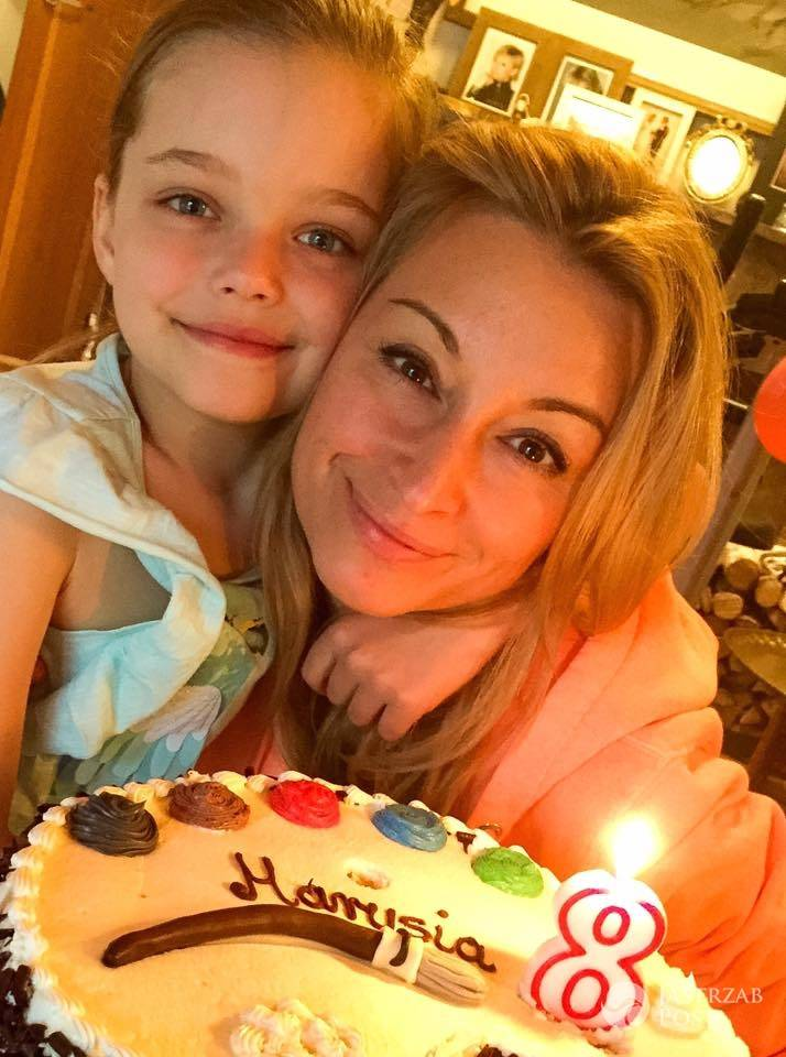 Martyna Wojciechowska świętuje 8. urodziny córki