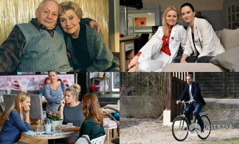 polskie seriale - wyniki oglądalności