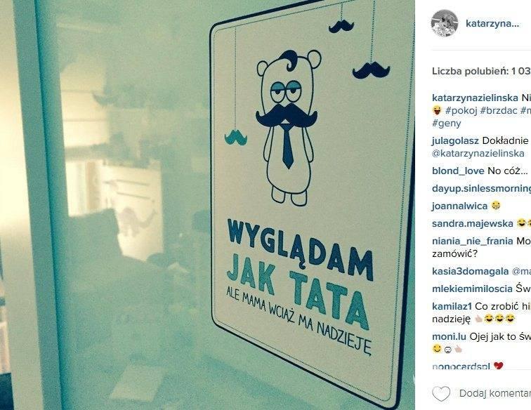 Katarzyna Zielińska (fot. Instagram)