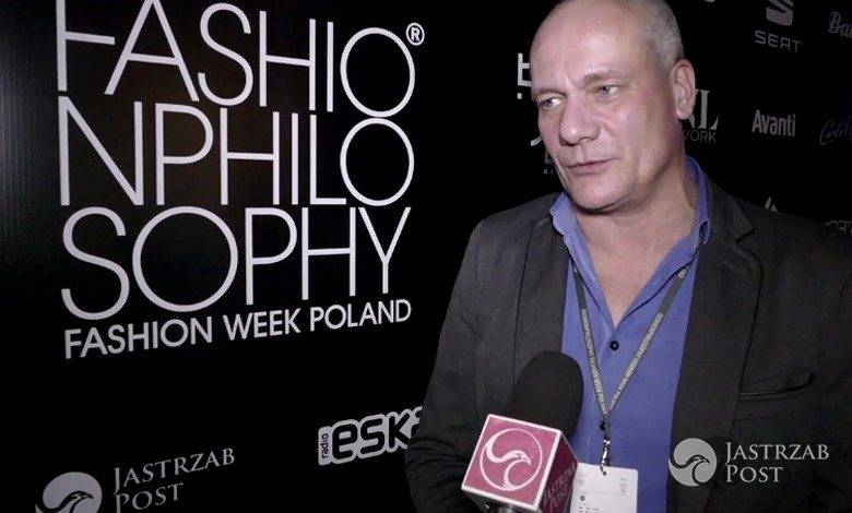 Piotr Zelt na FashionPhilosophy Fashion Week Poland 2016 w Łodzi