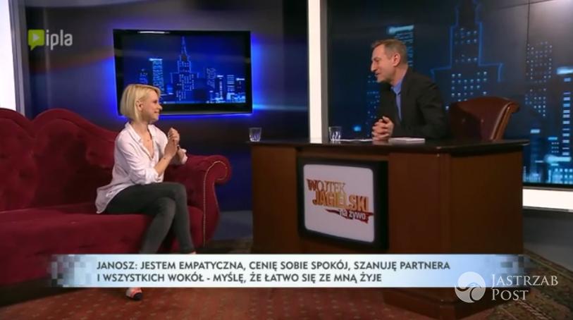 Alicja Janosz u Wojciecha Jagielskiego żali się na księdza