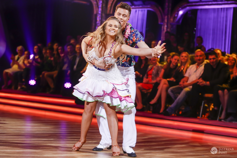 Rafał Jonkisz i Agnieszka Kaczorowska zatańczyli gorącą sambę