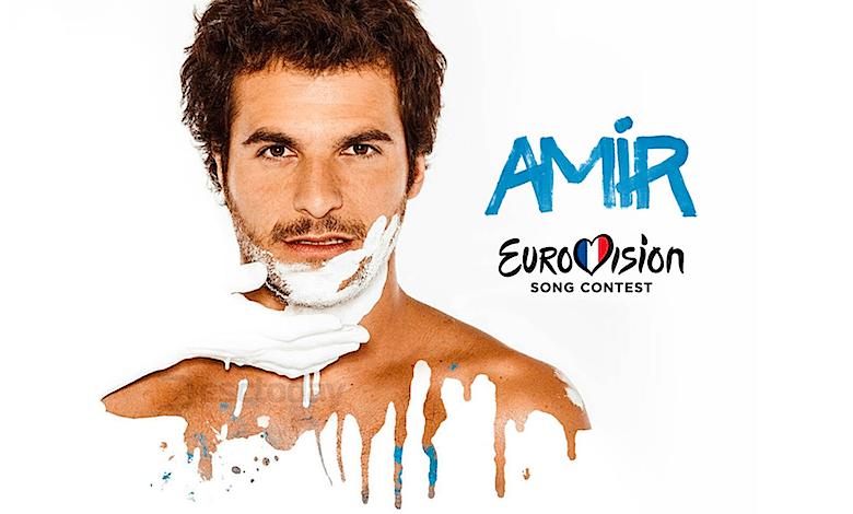 Amir Haddad Eurowizja 2016 Francja