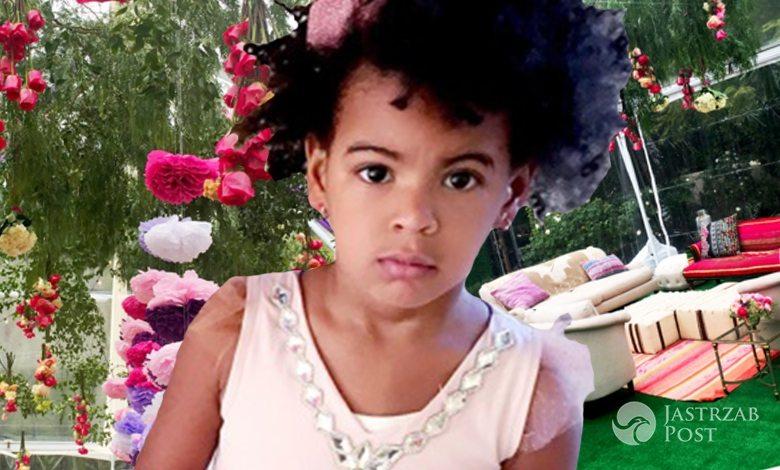 Blue Ivy skończyła 4 lata. Impreza urodzinowa córki Beyonce