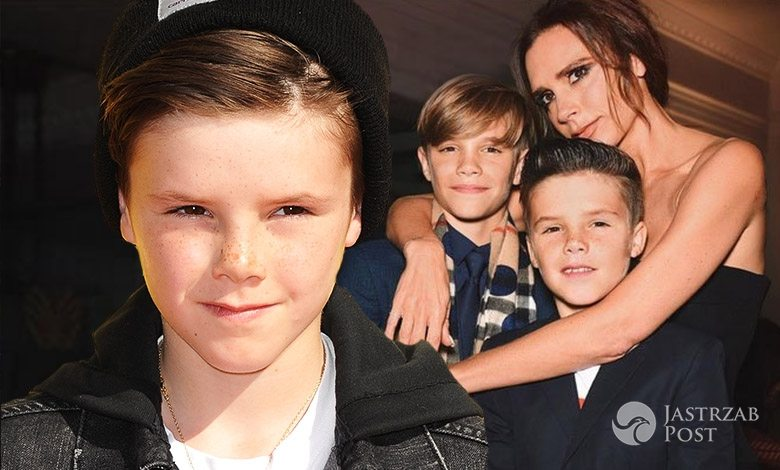 Cruz Beckham ma talent wokalny