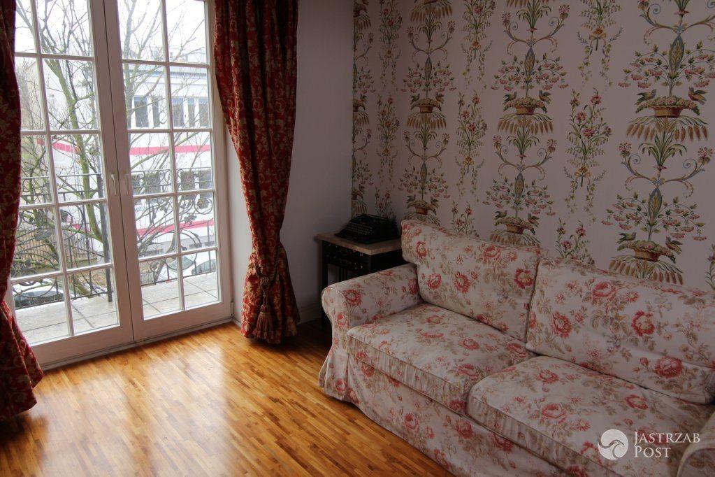 Odeta Moro pokazała mieszkanie w programie fot. Domo +