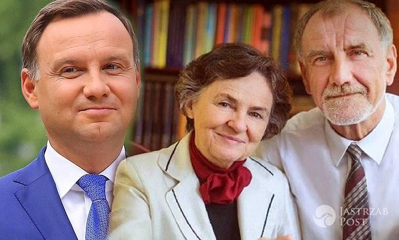 Rodzice Andrzeja Dudy nie wzięli honorarium za książkę