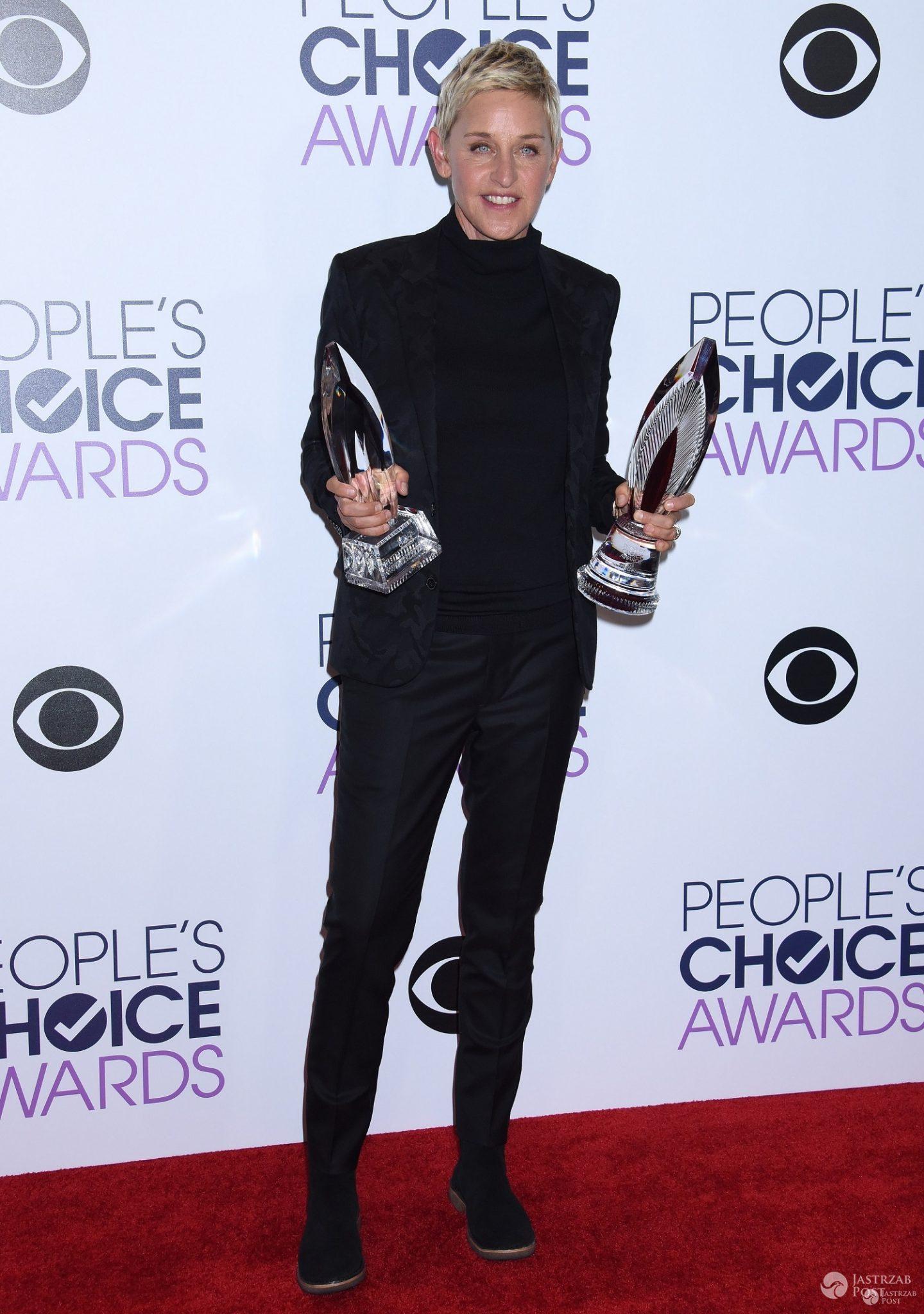 2. Ellen DeGeneres, gospodarz talk show