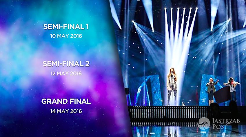 Eurowizja 2016 transmisja online w internecie kiedy jest