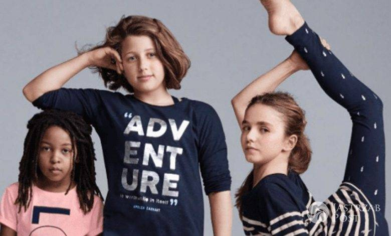 Reklama GAP Kids oskarżona o rasizm