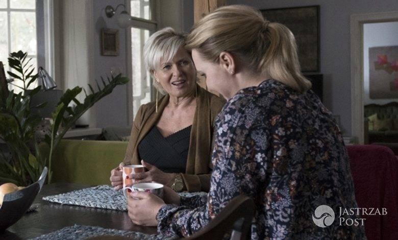 Teściowa Anki (Magdalena Stużyńska) ma romans w 81 odcinku Przyjaciółek!