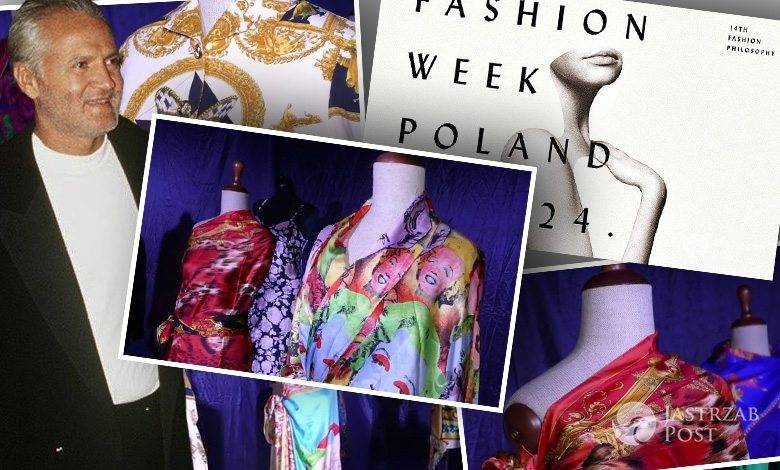Kolekcja Gianni Versace na Fashion Week Poland 2016