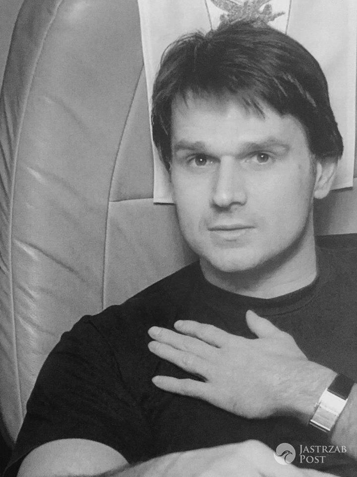 Joanna Racewicz o zmarłym mężu Pawle Janeczku
