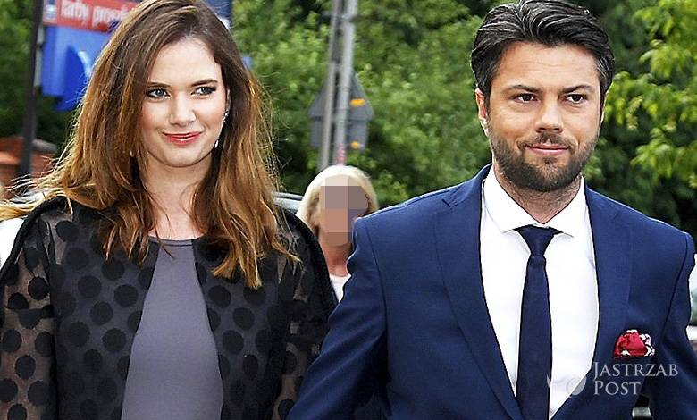Karolina Malinowska i Olivier Janiak spędzają majówkę 2016 w Krotoszynie
