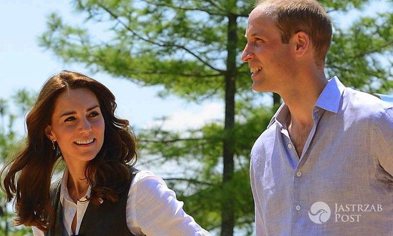 Księżna Kate i książę William odtworzyli zdjęcie Diany