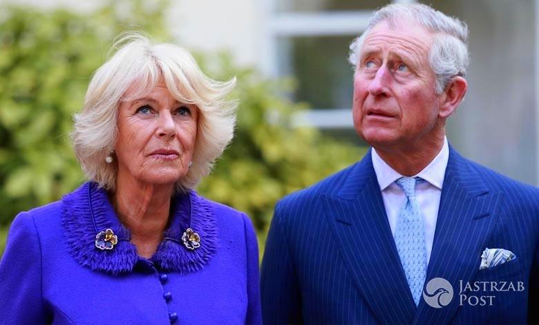 Księżna Camilla i książę Karol mają nieślubne dziecko?