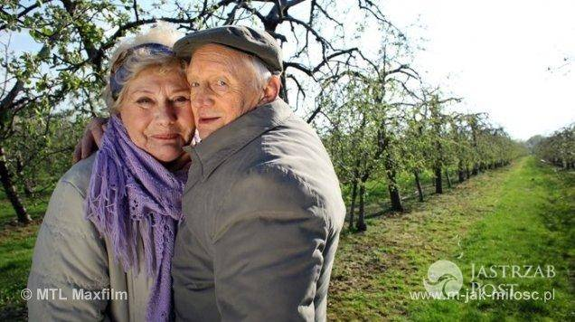 M jak miłość, Barbara (Teresa Lipowska), Lucjan (Witold Pyrkosz)