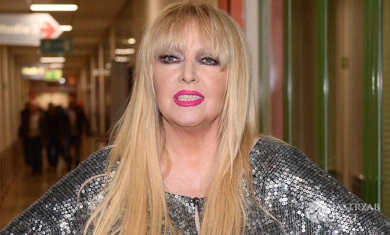 Maryla Rodowicz utknęła w windzie