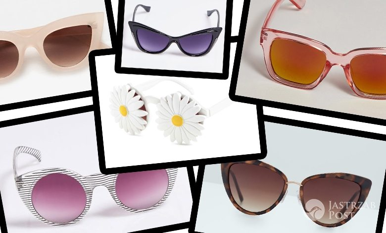 Modne okulary przeciwsłoneczne wiosna 2016