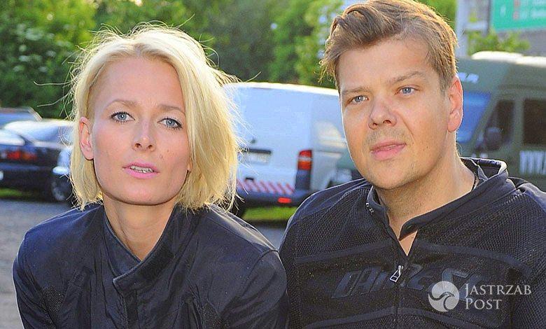 Odeta Moro i Michał Figurski