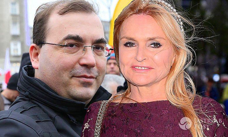 Monika Olejnik PiS Andrzej Jaworski