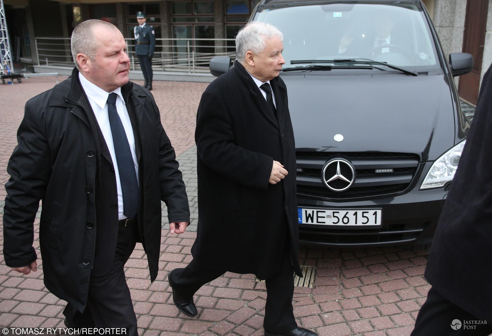 Przemówienie Jarosława Kaczyńskiego na pogrzebie Zyty Gilowskiej