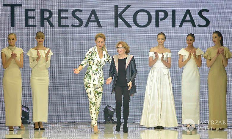 Kolekcja Teresa Kopias wiosna-lato 2016 (fot. AKPA)