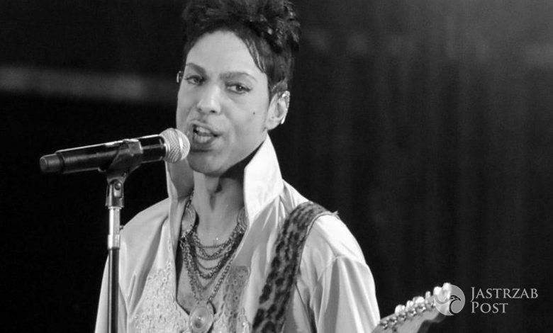 Zmarł Prince